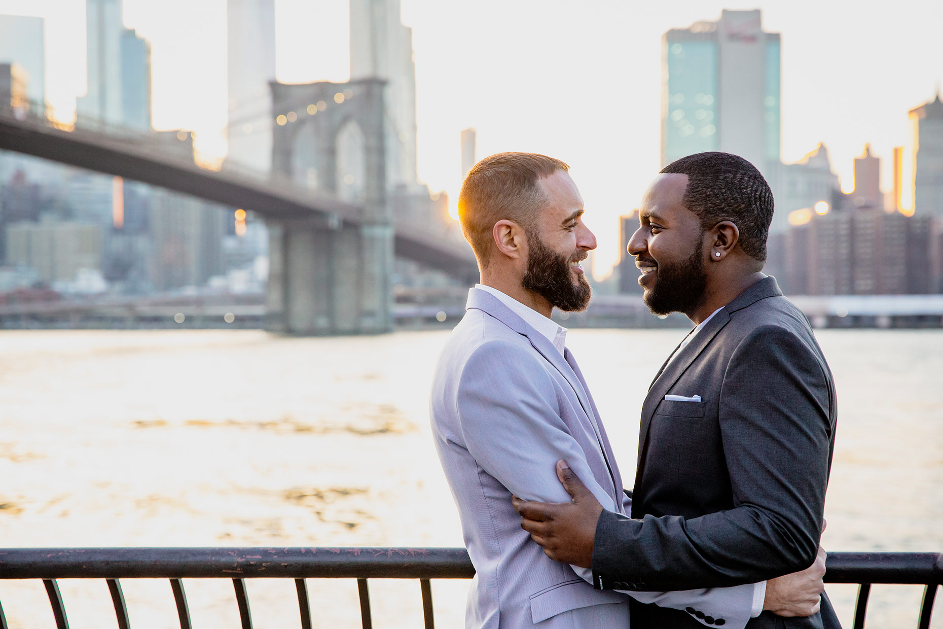 New York wedding photographers sarma and co engagement sessions
