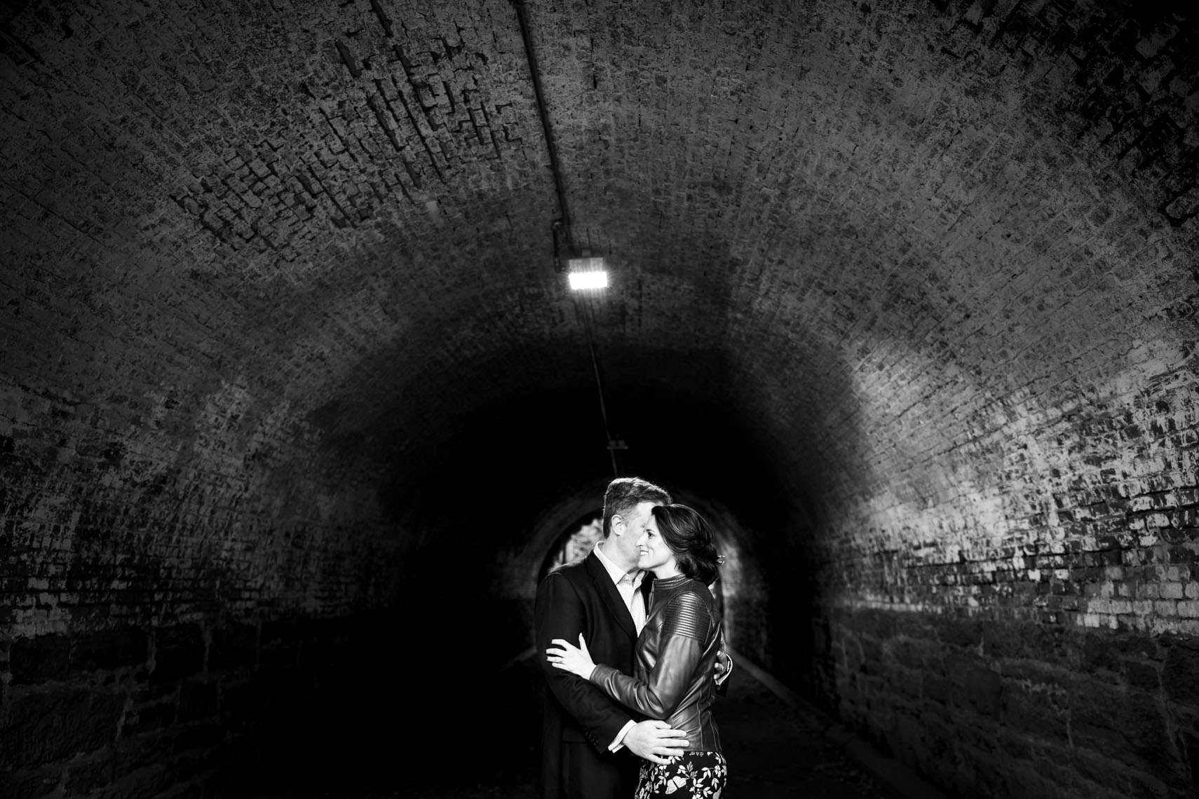 Upper West Side NYC Engagement Session Central Park