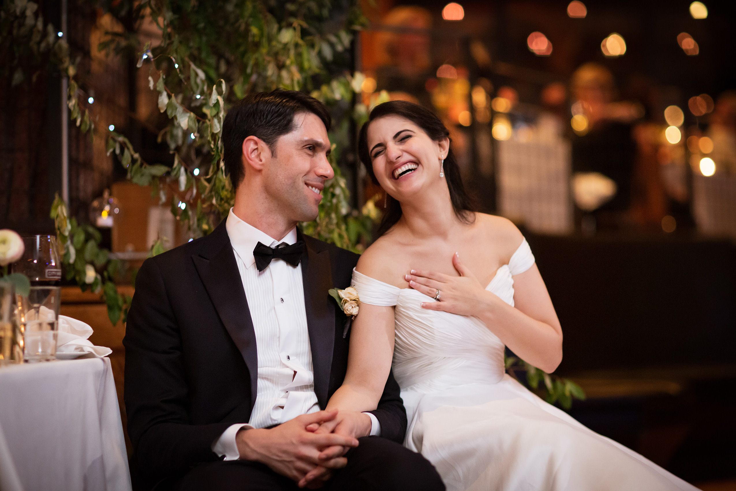 NYC City Winery Fall Wedding