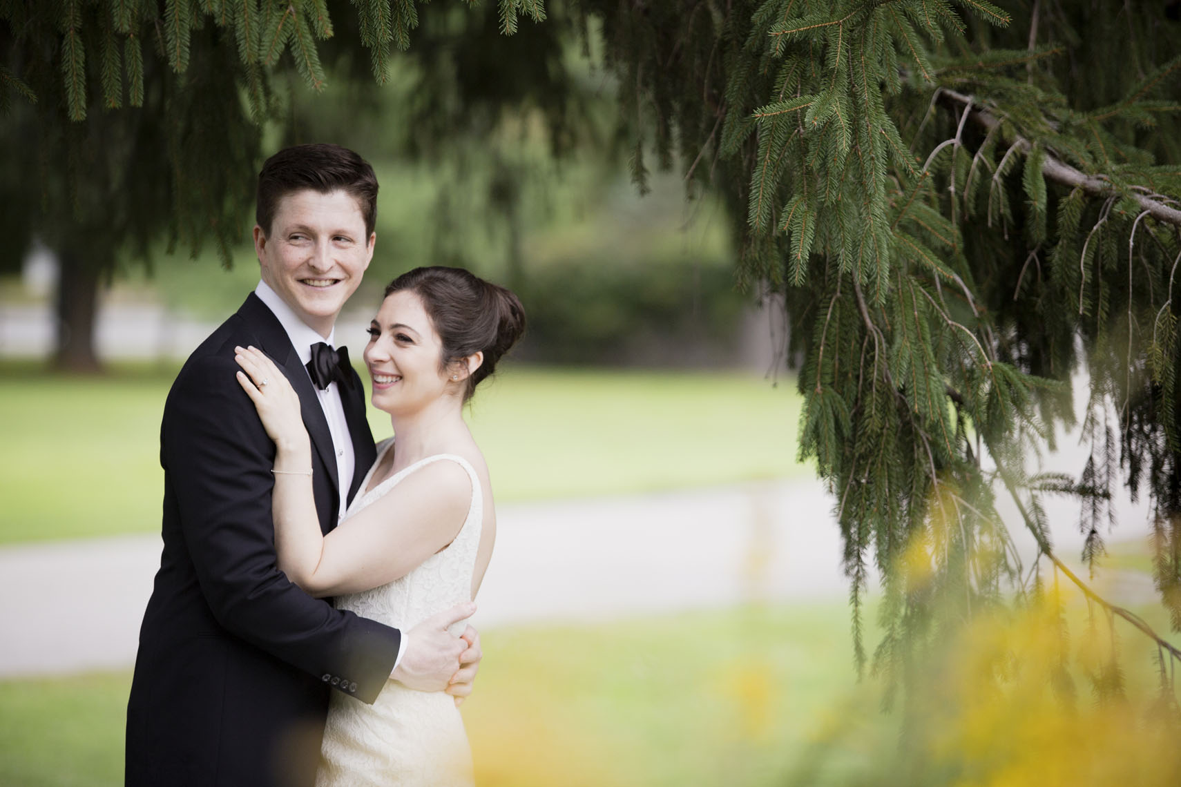 September Wedding at The Garrison Inn
