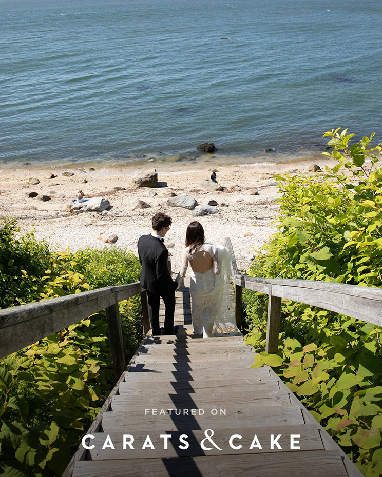 Kontokosta Wedding Grennport New York Sarma and Co Photographers bride and groom beach