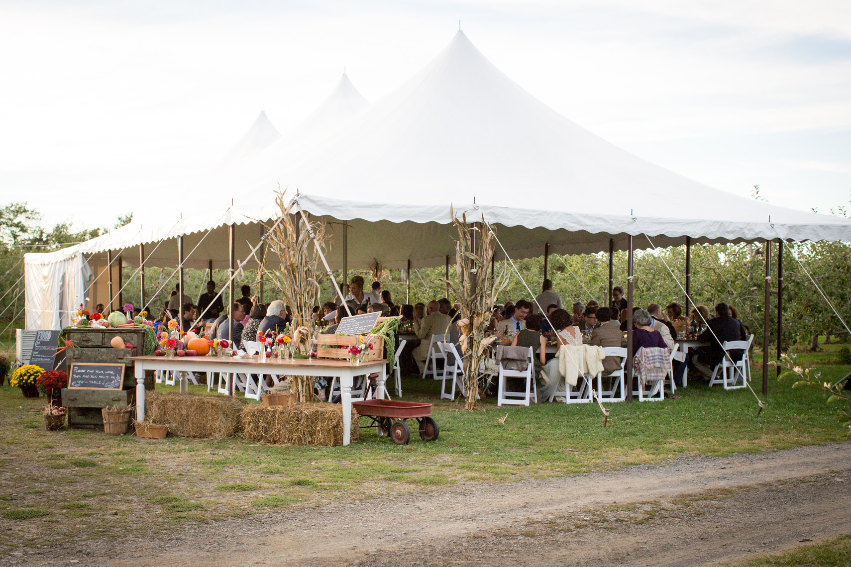 Liberty View Farm Wedding