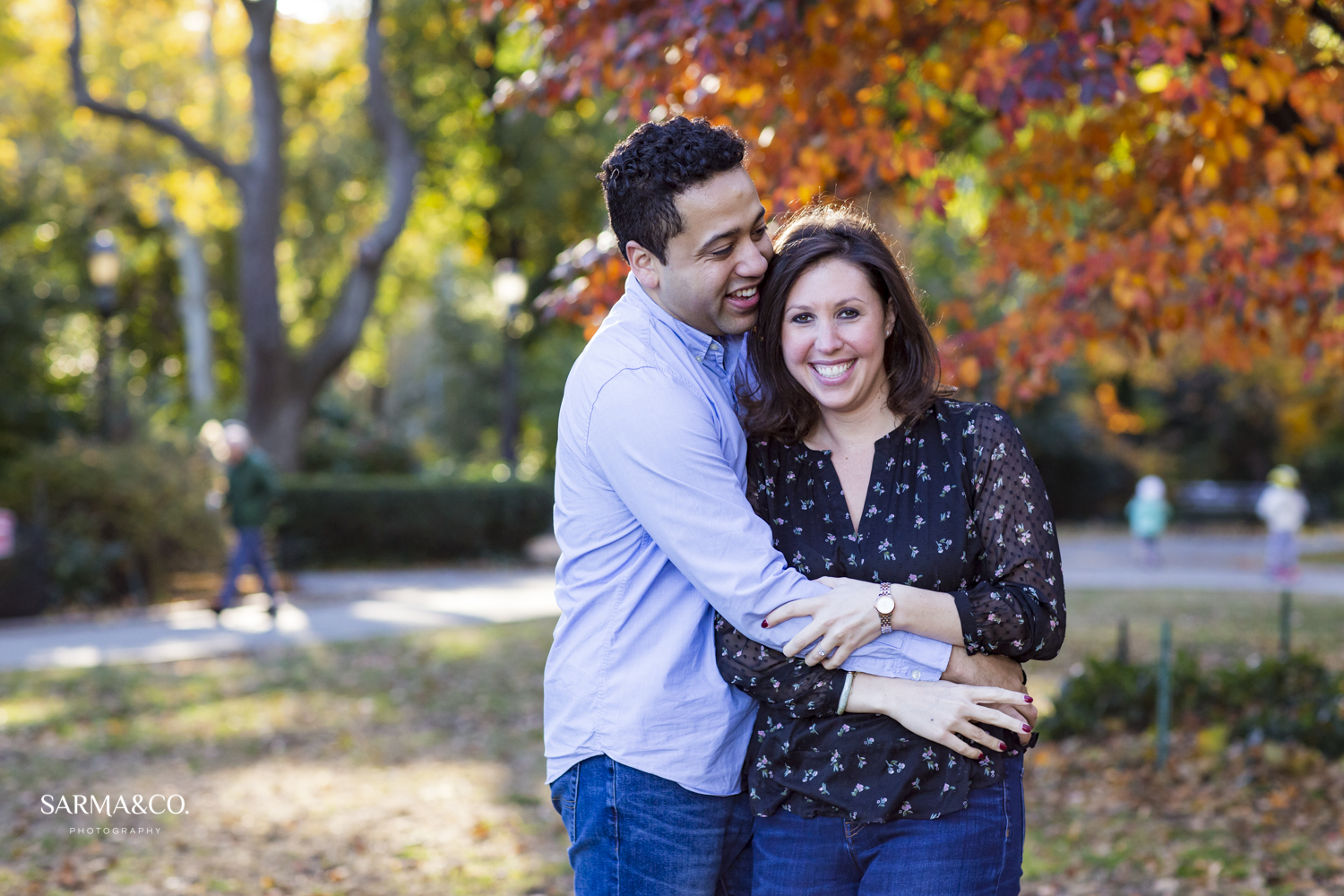 East + Village + Engagement + Session + NYC