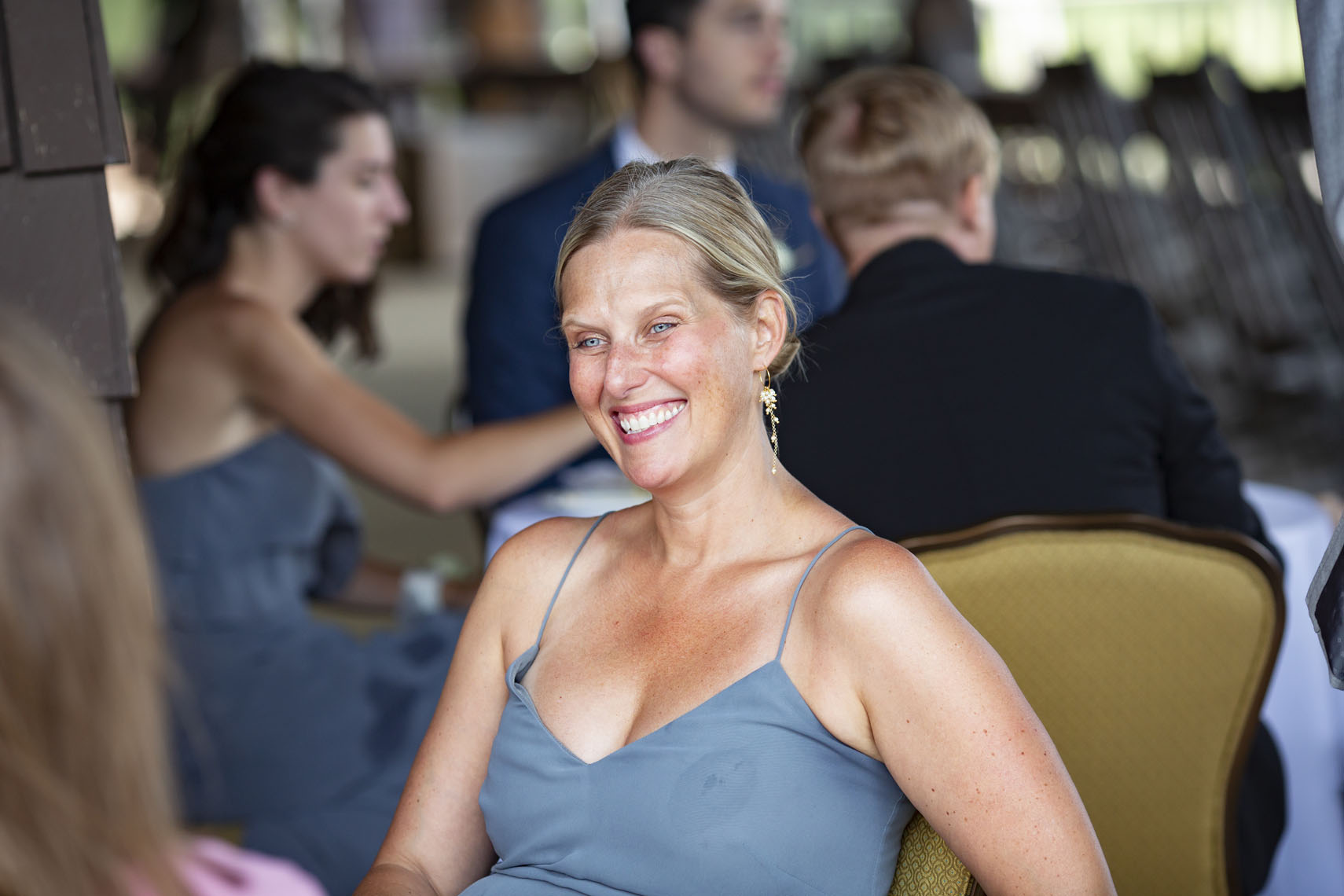 Mohonk Mountain House Summer Wedding