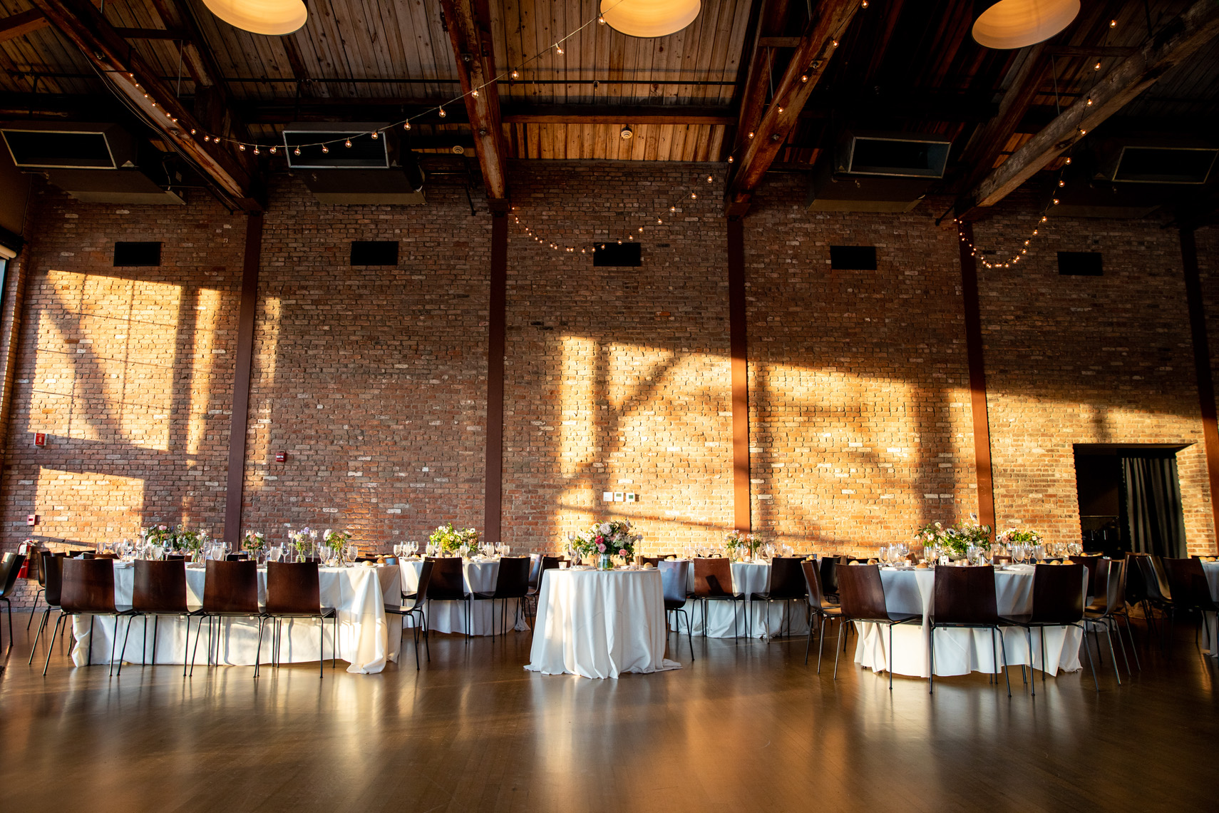 Roundhouse Beacon weddings