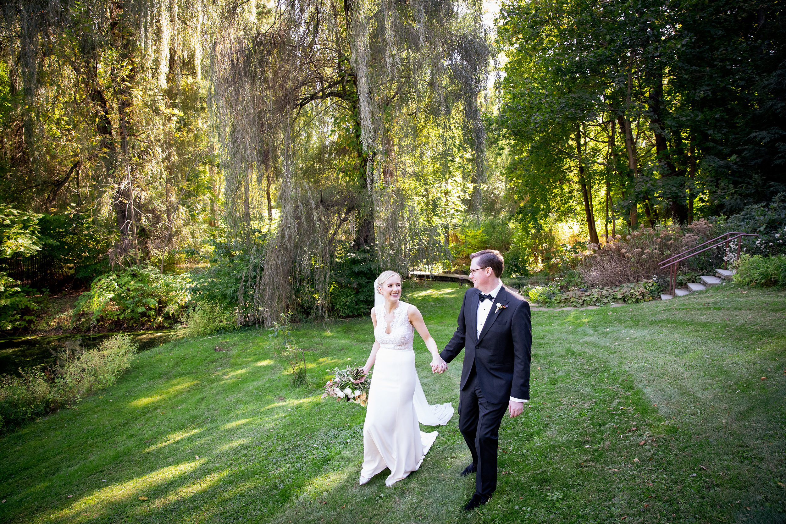 October Wedding at Buttermilk Falls Inn