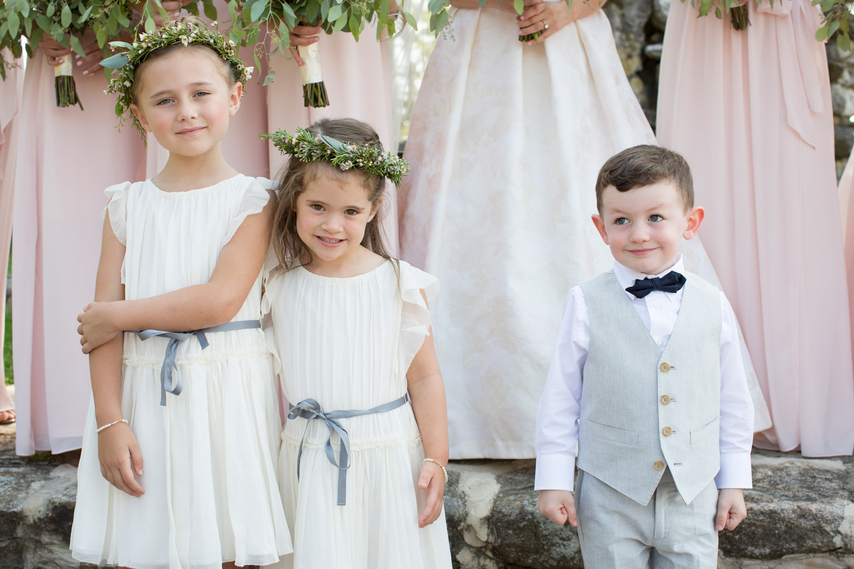 cute-kids-wedding-party-The Garrison-ny-sarma-and-co