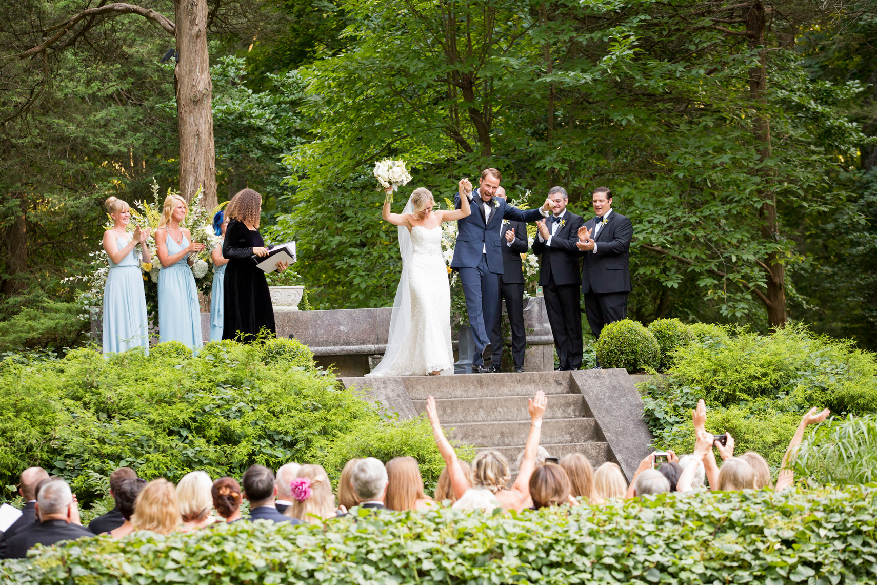 Caramoor Wedding