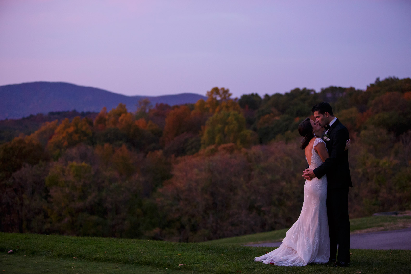 sunset-The-Garrison-wedding-photographers