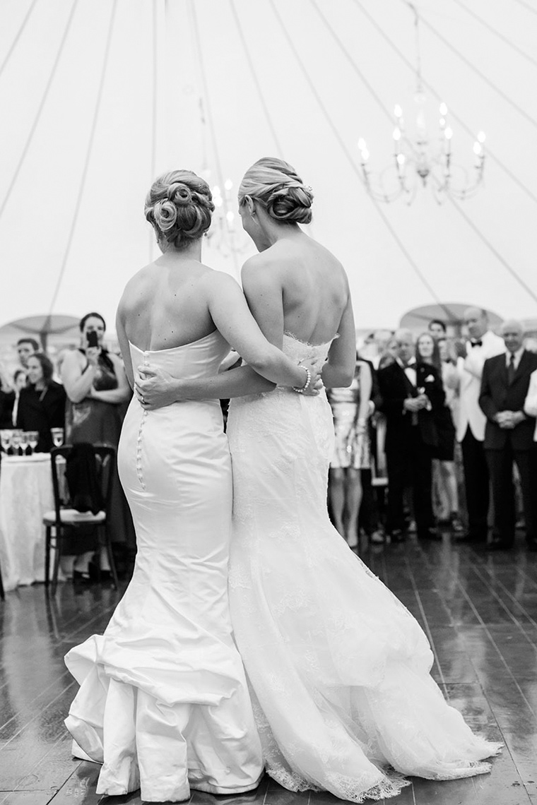 same-sex-couple-first-dance-CT-wedding-photographers