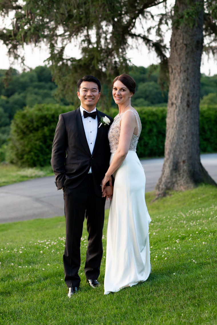 Summer Wedding at The Garrison Sarma and Co